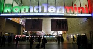 La gare centrale de Rome vidée après une fausse alerte terroriste