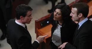 Sondage : Macron continue à monter alors que Valls baisse