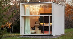 Maison Koda: une maison modulable et multifonctionnelle